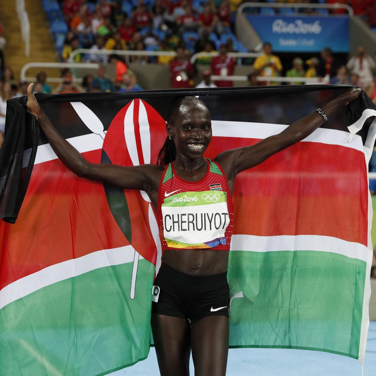 Track Winner: Olympic Track And Field 2016: Women's 5,000M Medal Winners