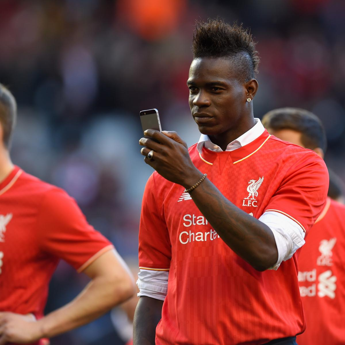Liverpool Transfer News Lucas Moura Comments On Reds: Liverpool Transfer News: Latest Mario Balotelli, Lucas