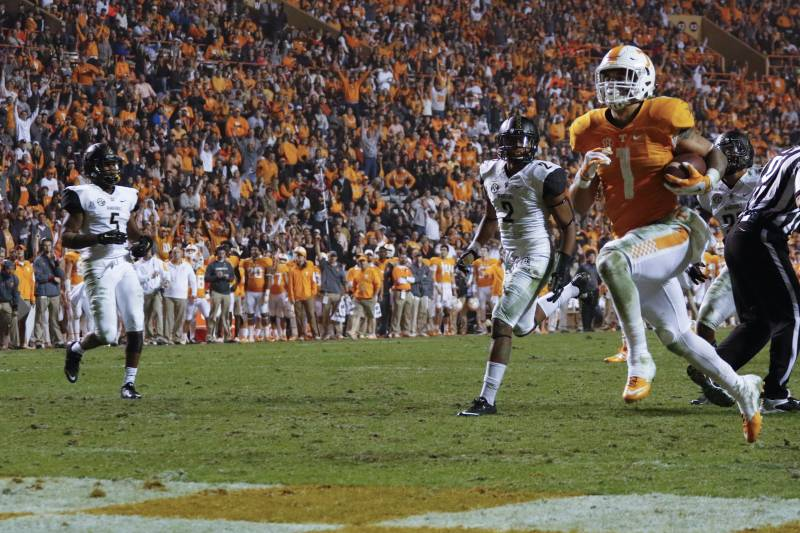 14a2df84fae Tennessee Football: Depth-Chart Analysis, Complete 2016 Preview and ...