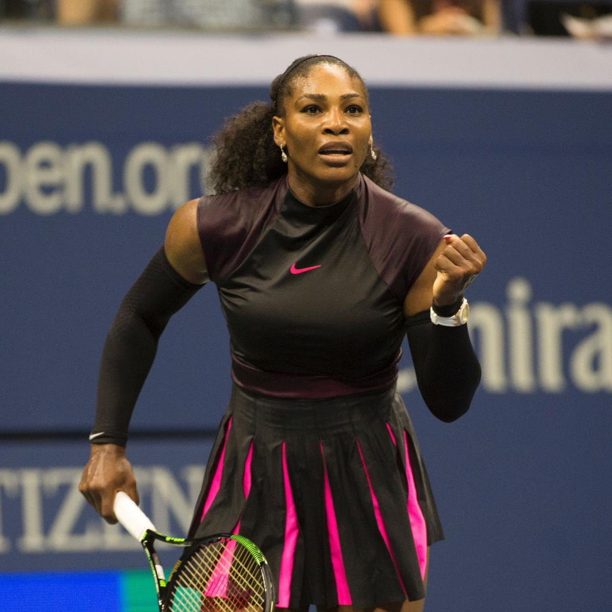 nike releases serena williams ad featuring brand athletes. Black Bedroom Furniture Sets. Home Design Ideas