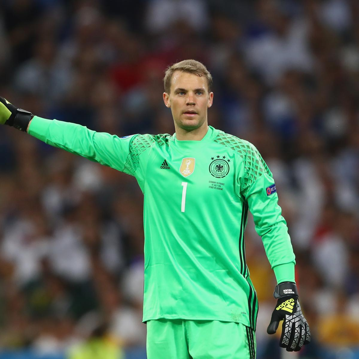 Manuel Neuer Named Germany Captain: Latest Details, Comments and Reaction | Bleacher Report ...