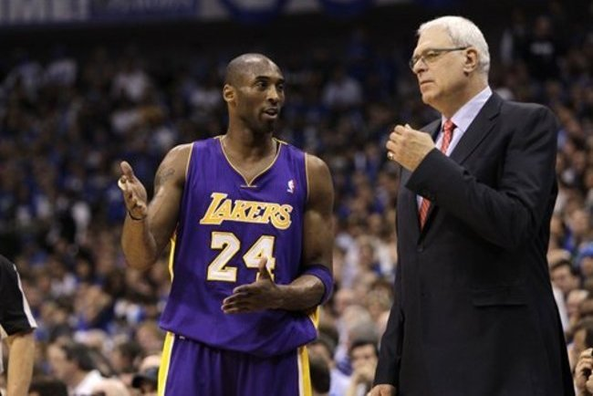 Phil Jackson Says Kobe Bryant Requested Trade from Lakers During 1999-00 Season
