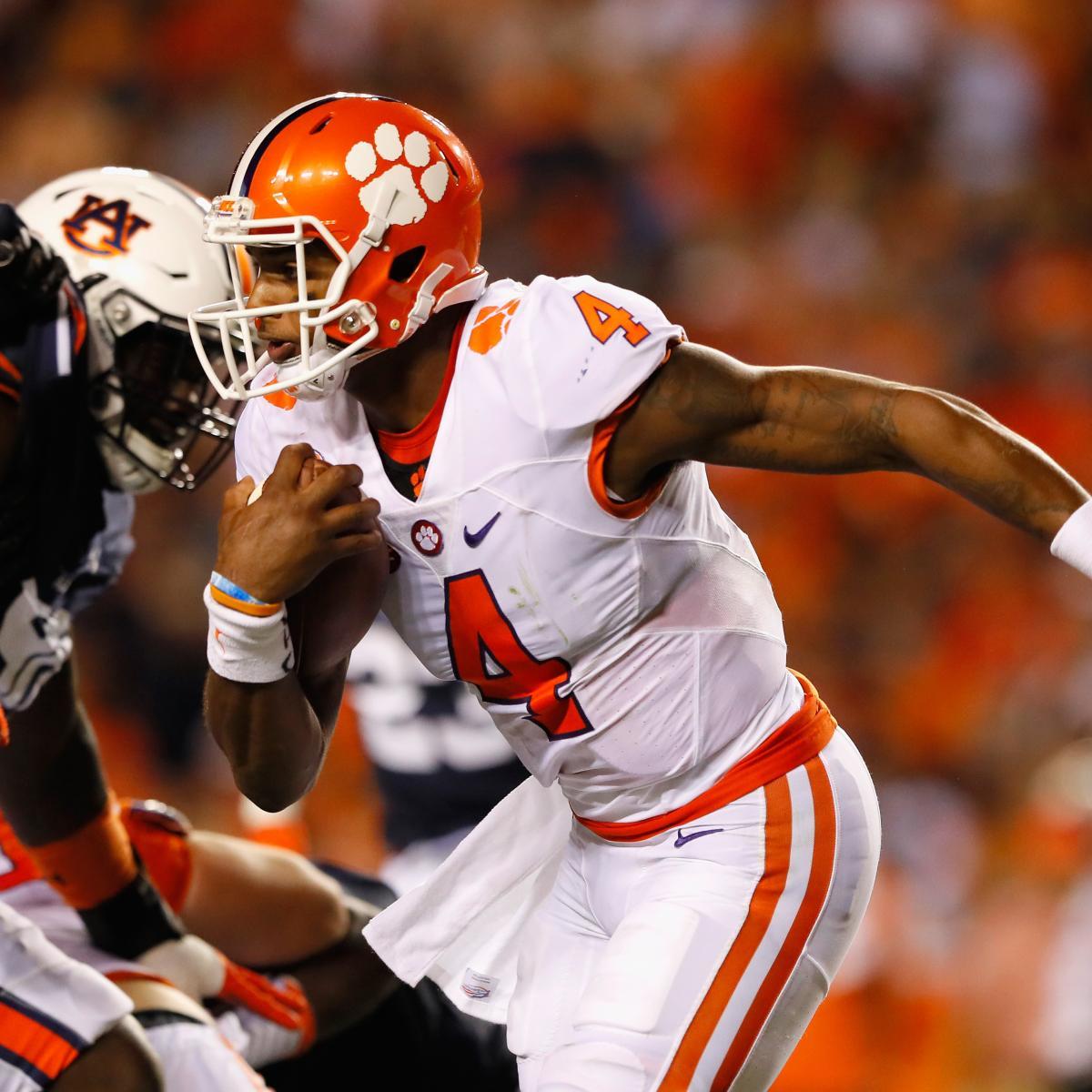 Clemson vs. Auburn: Game Grades, Analysis for Tigers vs ...
