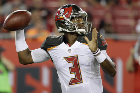 the latest a44d5 13e47 Tampa Bay Buccaneers vs. Atlanta Falcons Betting Odds ...