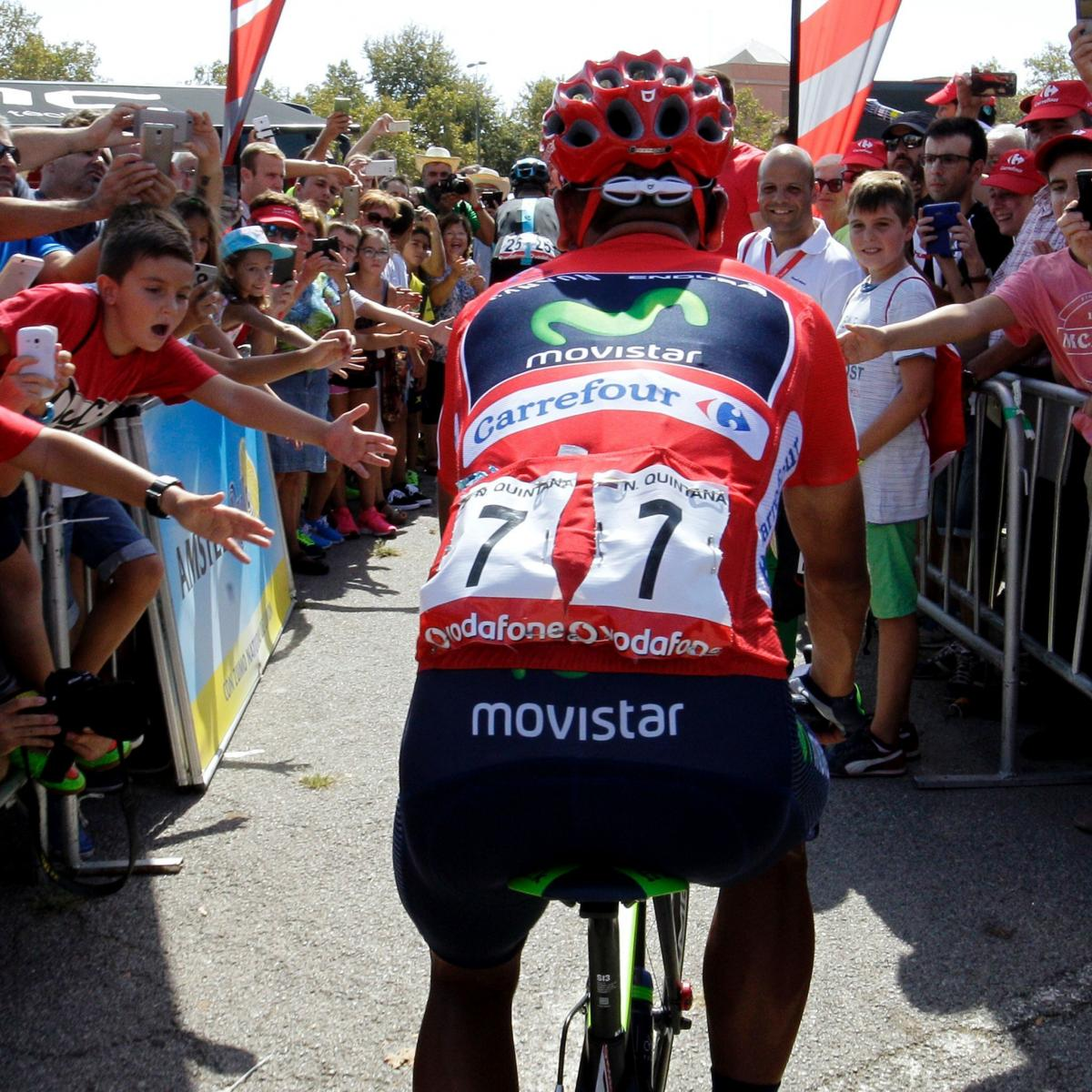 ebd8d1d91 Vuelta a Espana 2016  Stage 17 Results