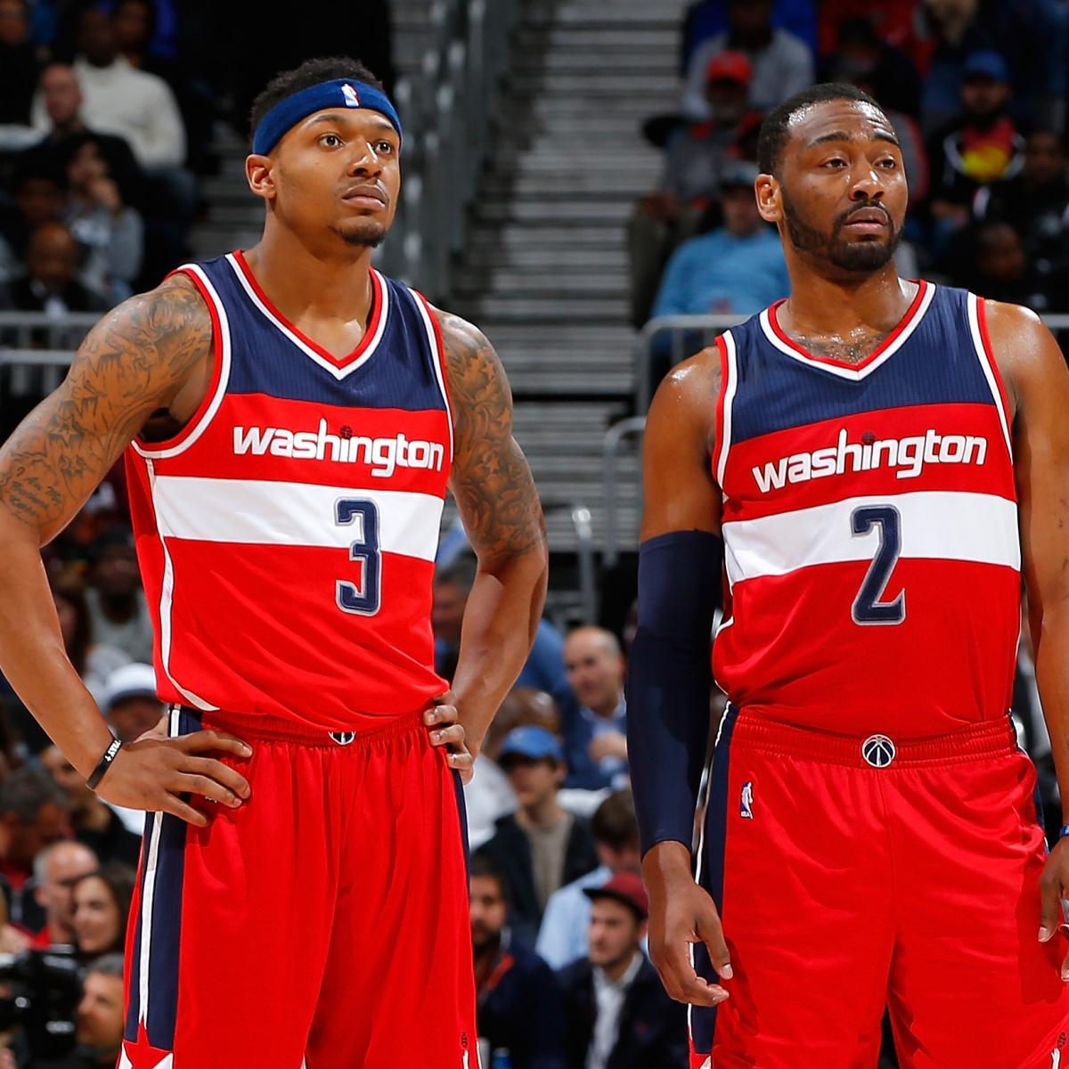 Washington Wizards Complete 2016-17 Preview  eba6ba0ae