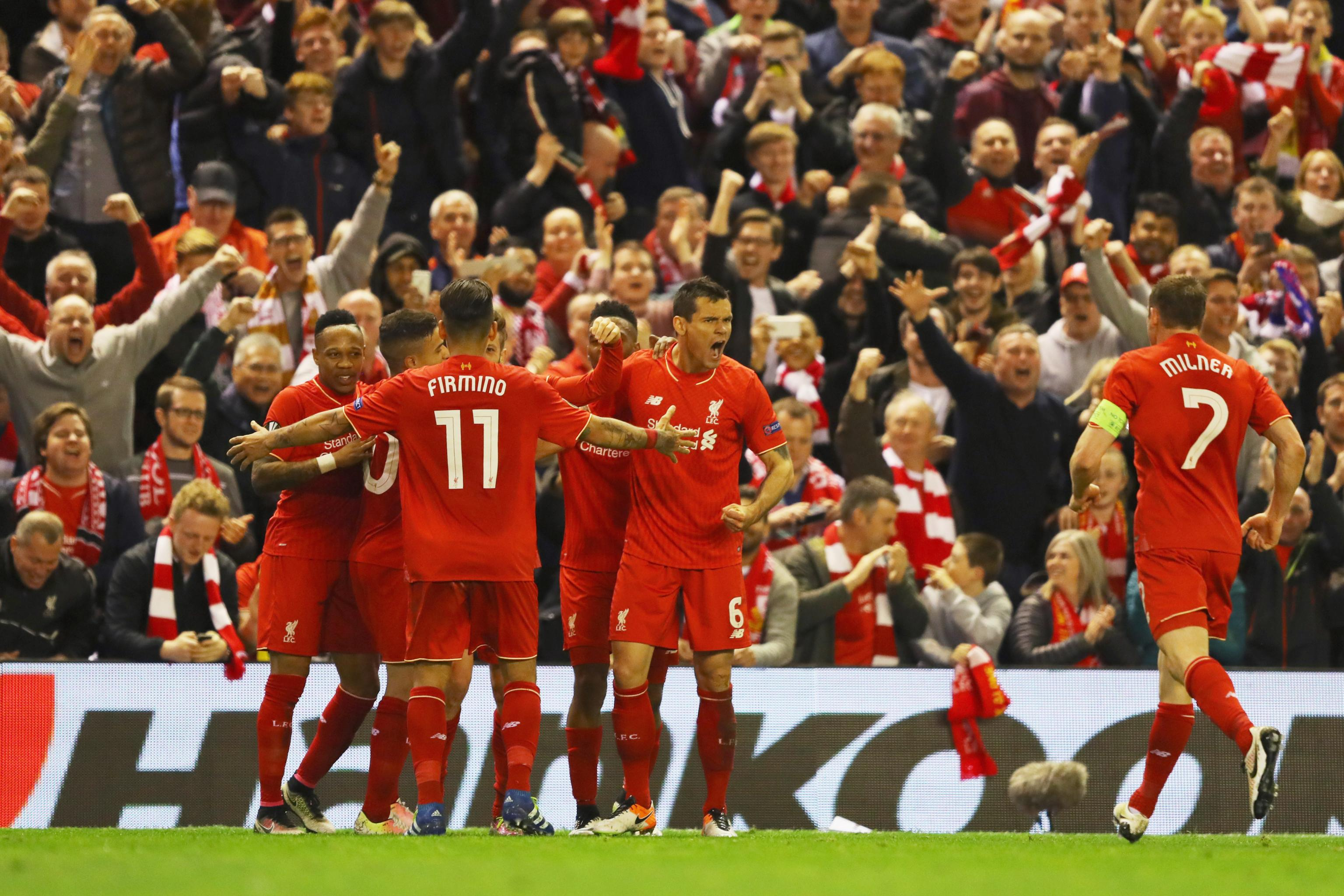 Liverpool Vs Leicester City Team News Predicted Lineups Score For Epl Match Bleacher Report Latest News Videos And Highlights