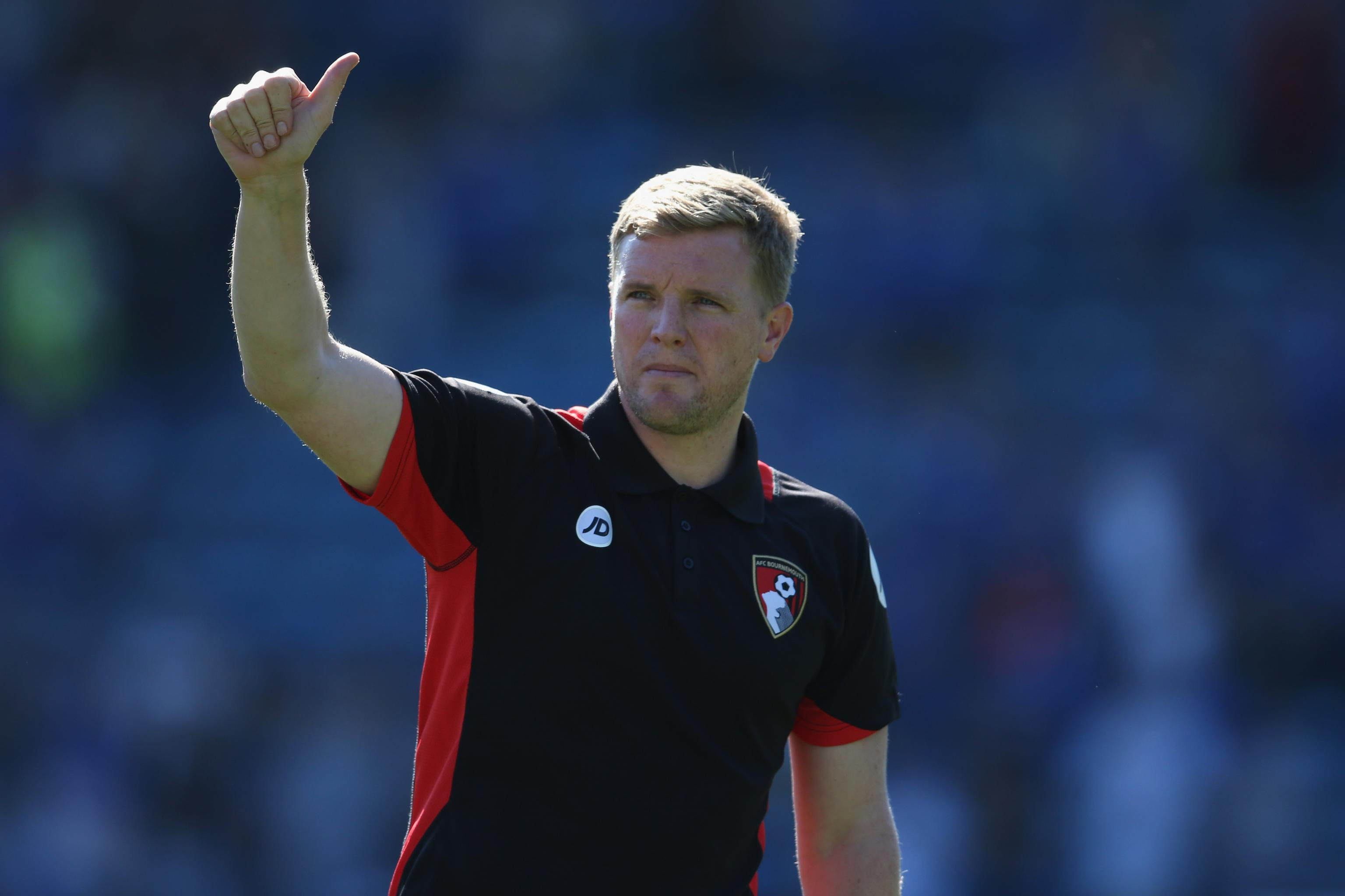 Eddie Howe Responds To Rumours He Could Replace Arsene Wenger As Arsenal Manager Bleacher Report Latest News Videos And Highlights