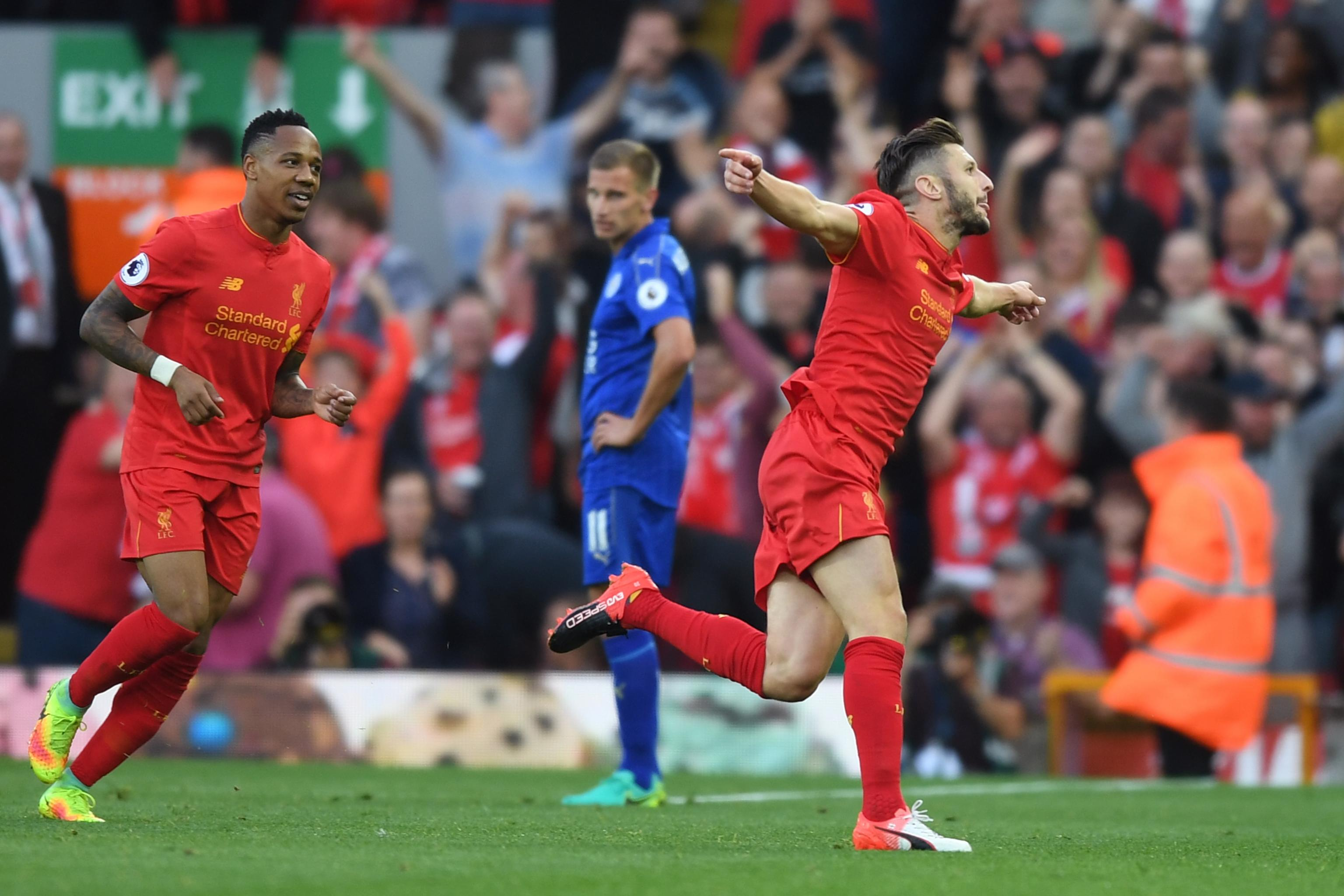 liverpool vs leicester city score and reaction from 2016 premier league match bleacher report latest news videos and highlights liverpool vs leicester city score and