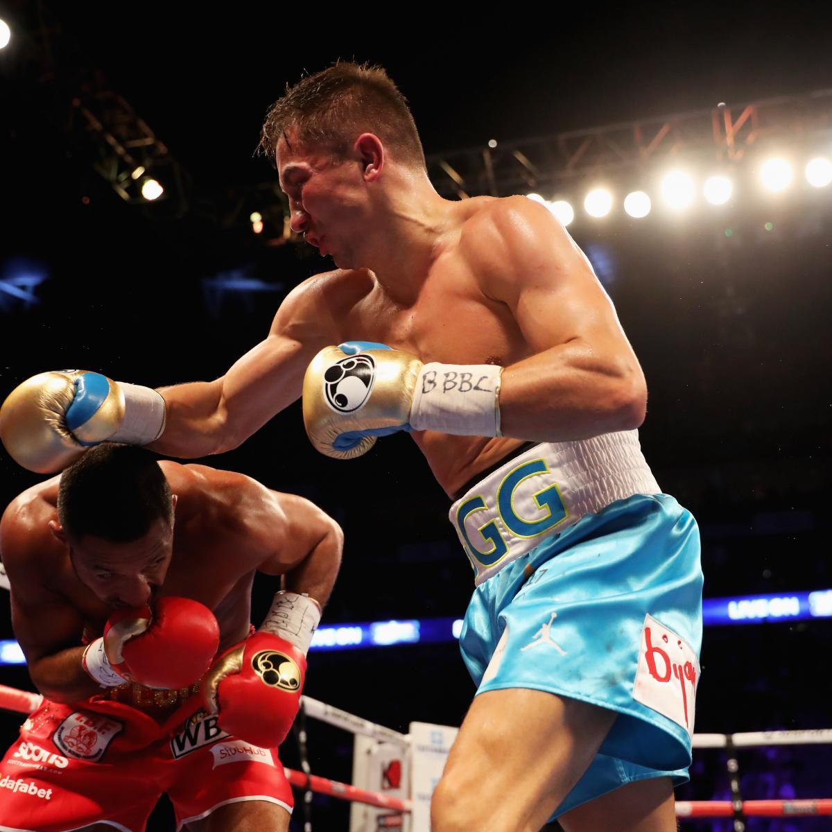 RESULTS: Golovkin destroys Rolls — Boxing News & Views