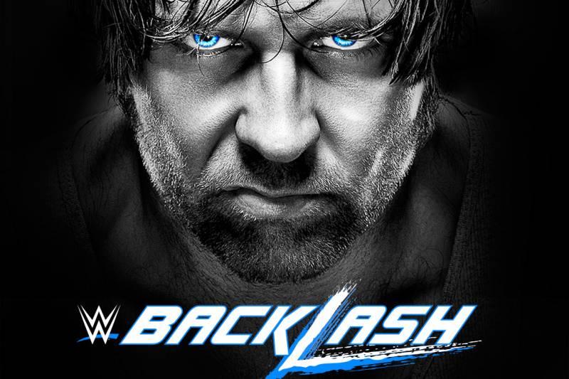 Image result for WWE Backlash 2016 poster