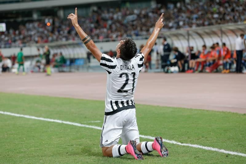 4694a6b8b Paulo Dybala Adding to Juventus Legacy of Zinedine Zidane and Andrea ...