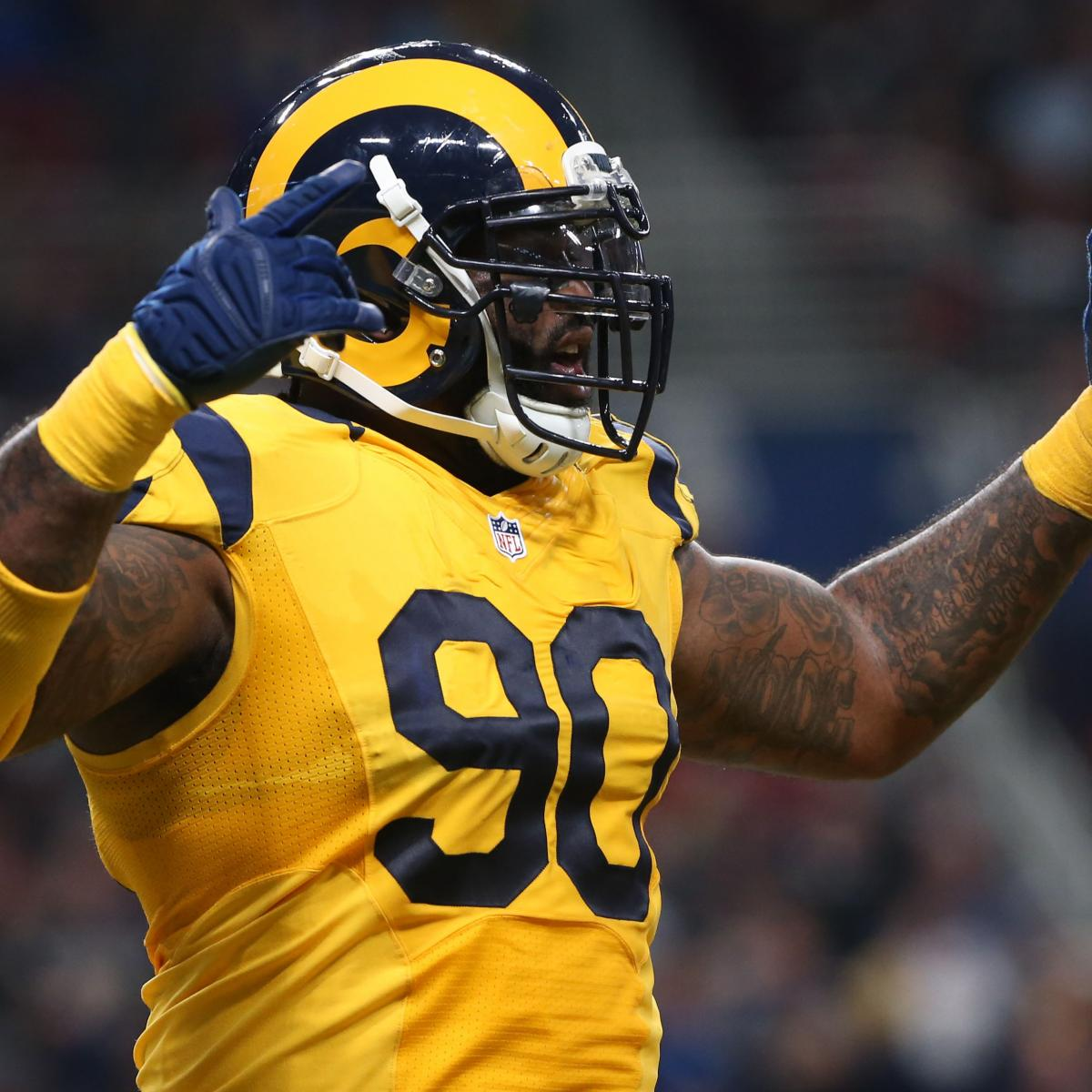 Michael Brockers, Rams Agree On New Contract: Latest