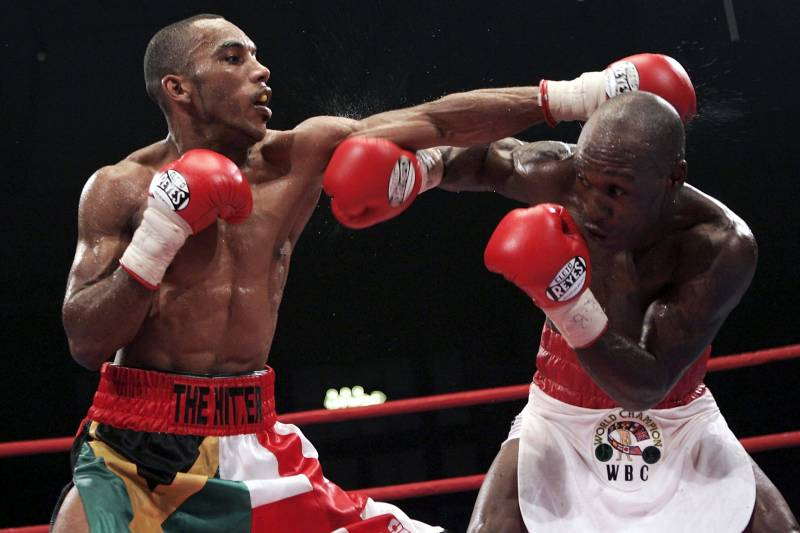 10 Years After: Former World Champion Junior Witter Not Ready to Hit