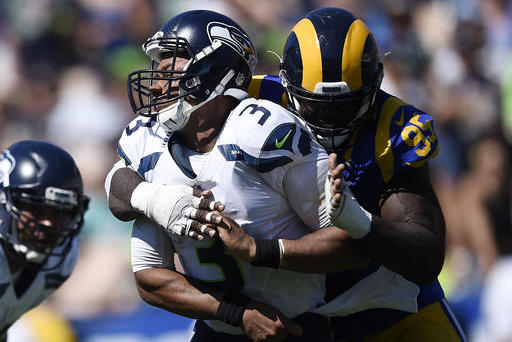 Seahawks Vs Rams Score And Twitter Reaction From 2016 Regular Season Bleacher Report Latest News Videos And Highlights
