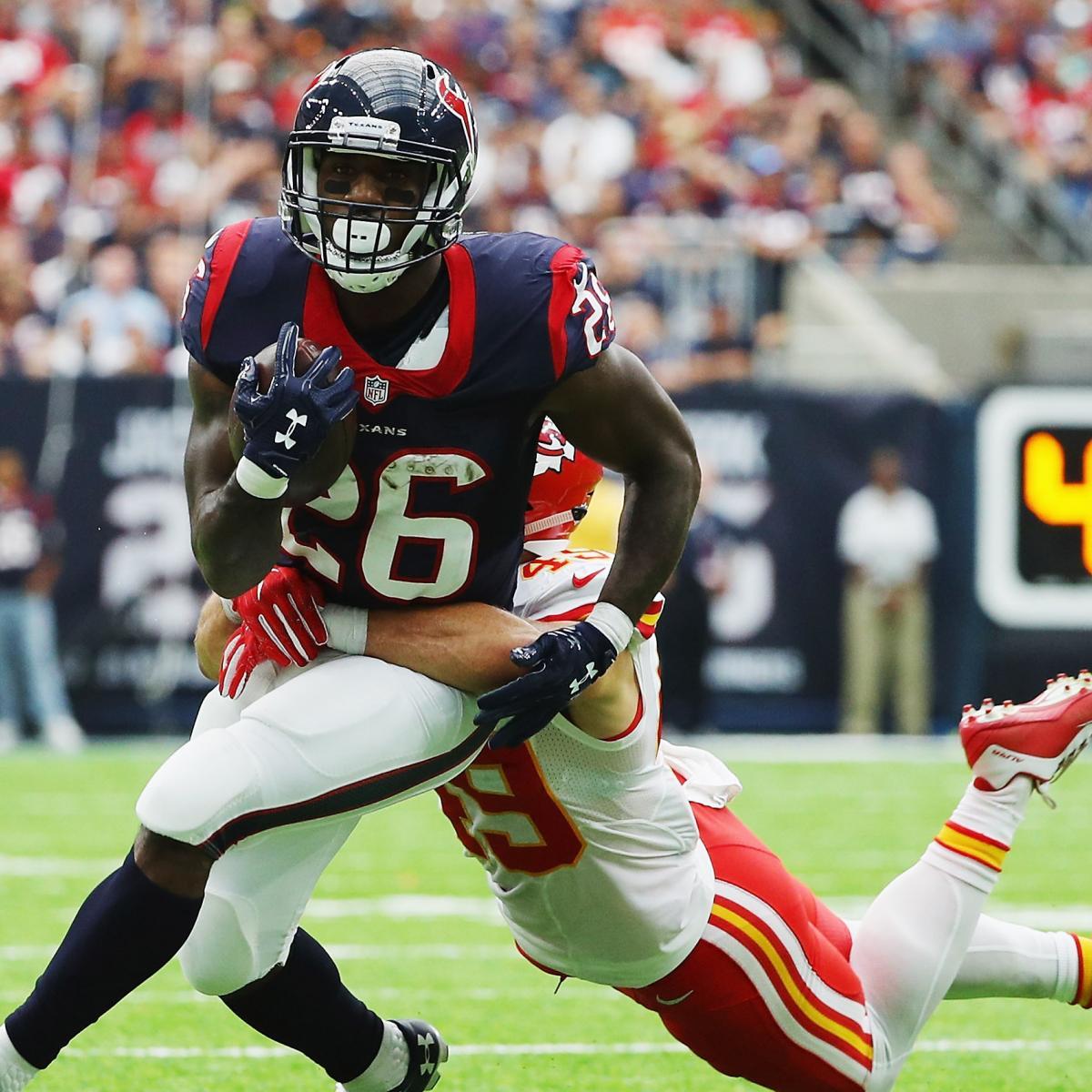 Denver Broncos Vs Detroit Lions Live Score Highlights And: Lamar Miller Injury: Updates On Texans Star's Shoulder And
