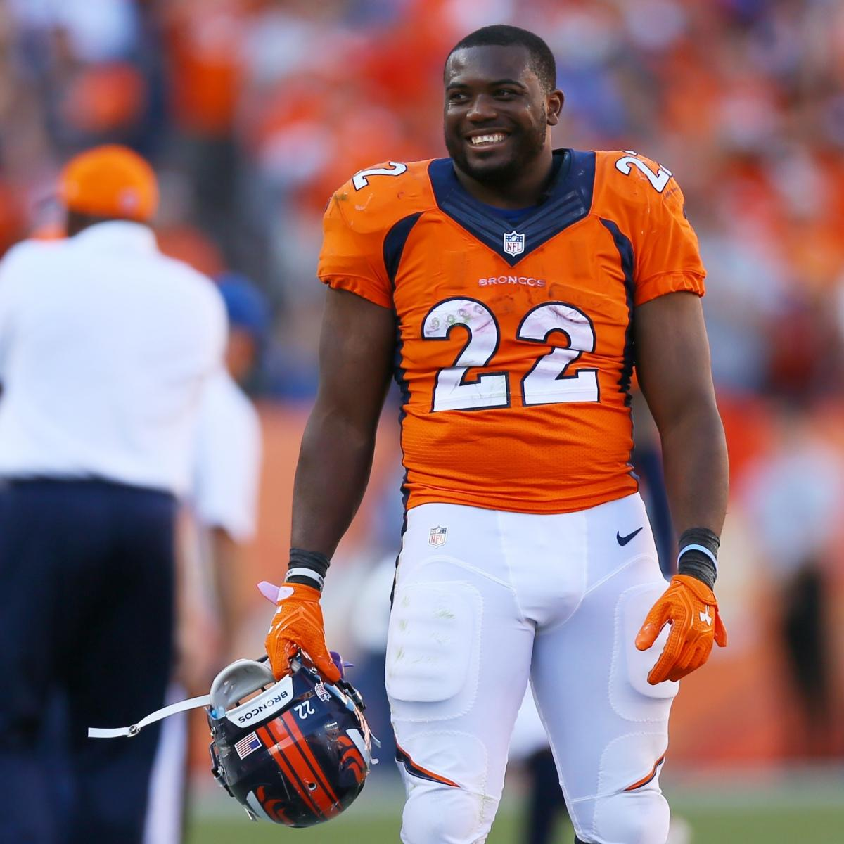 C.J. Anderson Injury: Updates On Broncos Star's Recovery