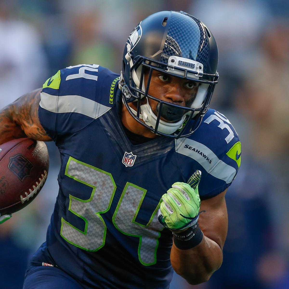 Thomas Rawls: Seahawks RB activated from PUP list - Sports