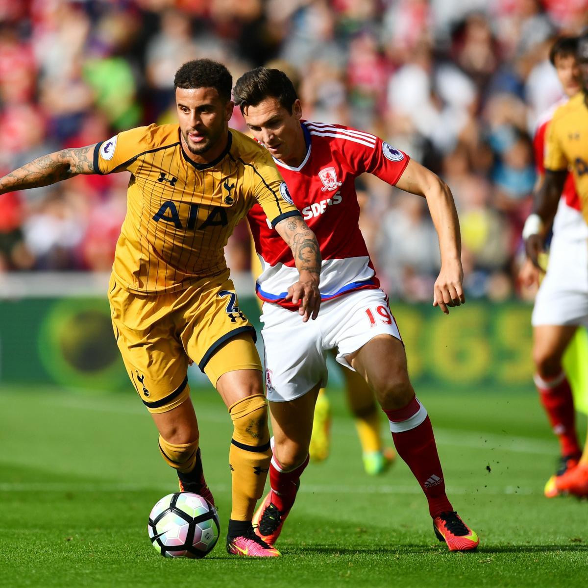 Tottenham Beat Middlesbrough as Mainstays Help Sustain