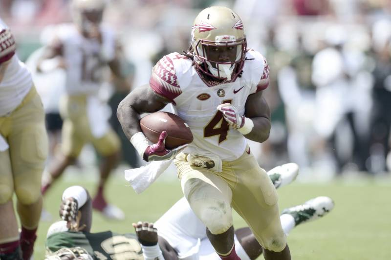 Dalvin Cook Vs South Florida Stats Highlights And Twitter