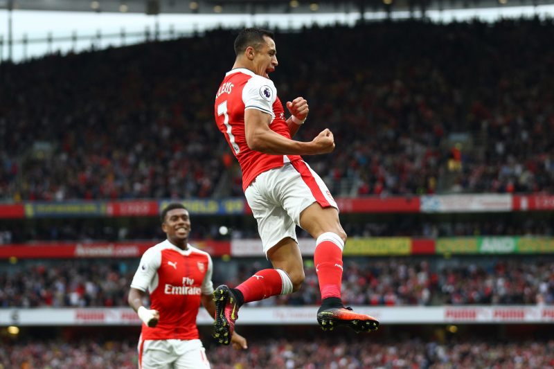 Alexis Sanchez Proves He Deserves Centre Stage in Arsenal's Attack