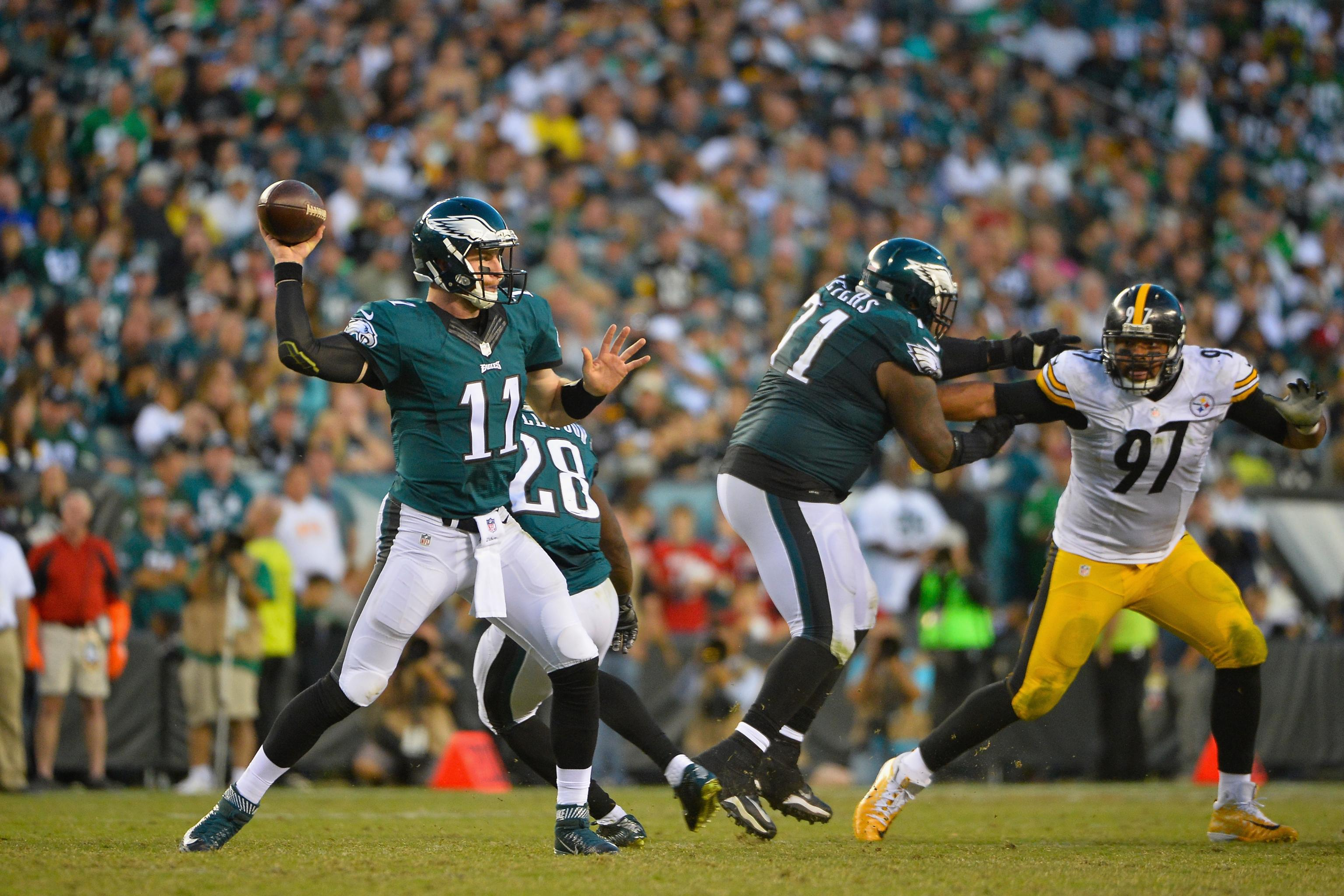 Steelers vs. Eagles: Score and Twitter Reaction from 2016 Regular Season |  Bleacher Report | Latest News, Videos and Highlights