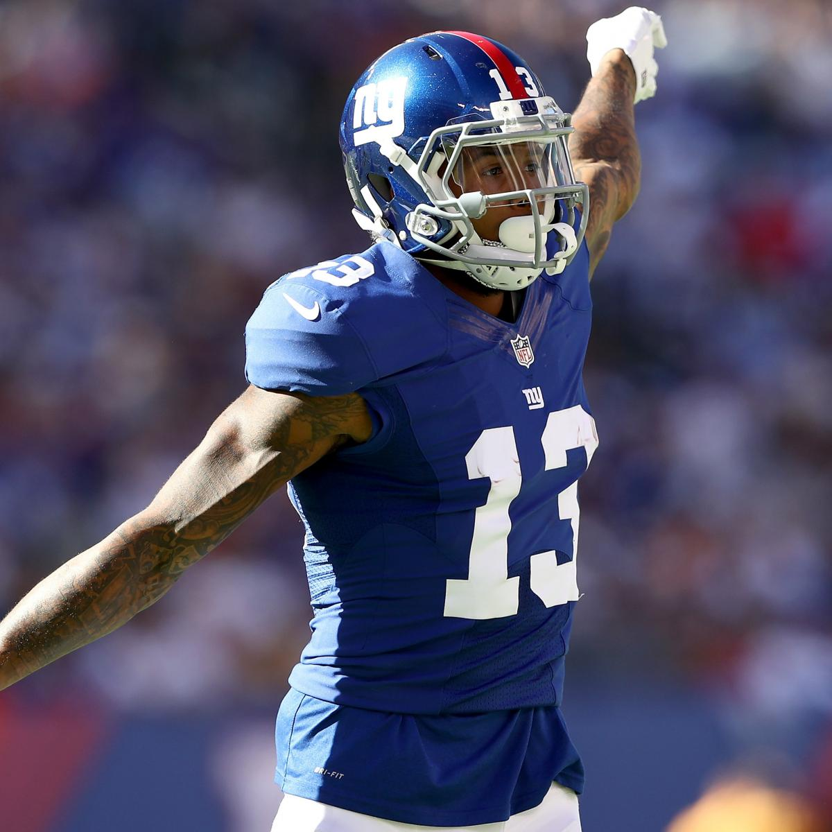 Ben McAdoo Comments on Odell Beckham Jr. s Sideline Outburst vs. Redskins  95132acff