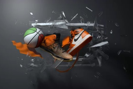 buy online 1e9bd 097cd Official Look at the Air Jordan 1 and 31  Shattered Backboard    Bleacher  Report   Latest News, Videos and Highlights