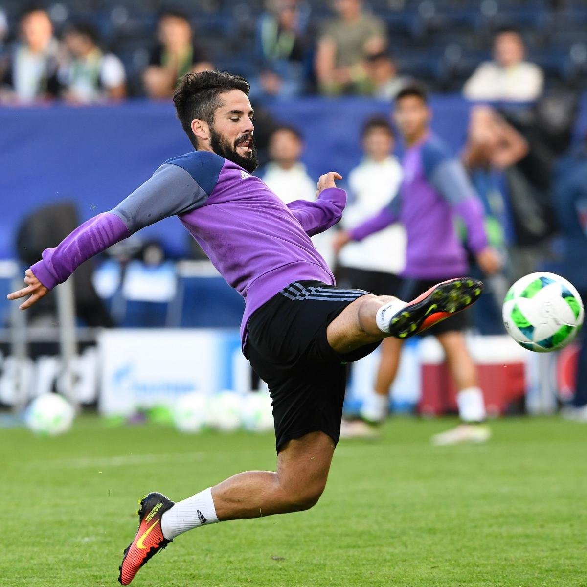 Manchester United Transfer News Latest Rumours On Lucas: Manchester United Transfer News: Latest Rumours On Isco