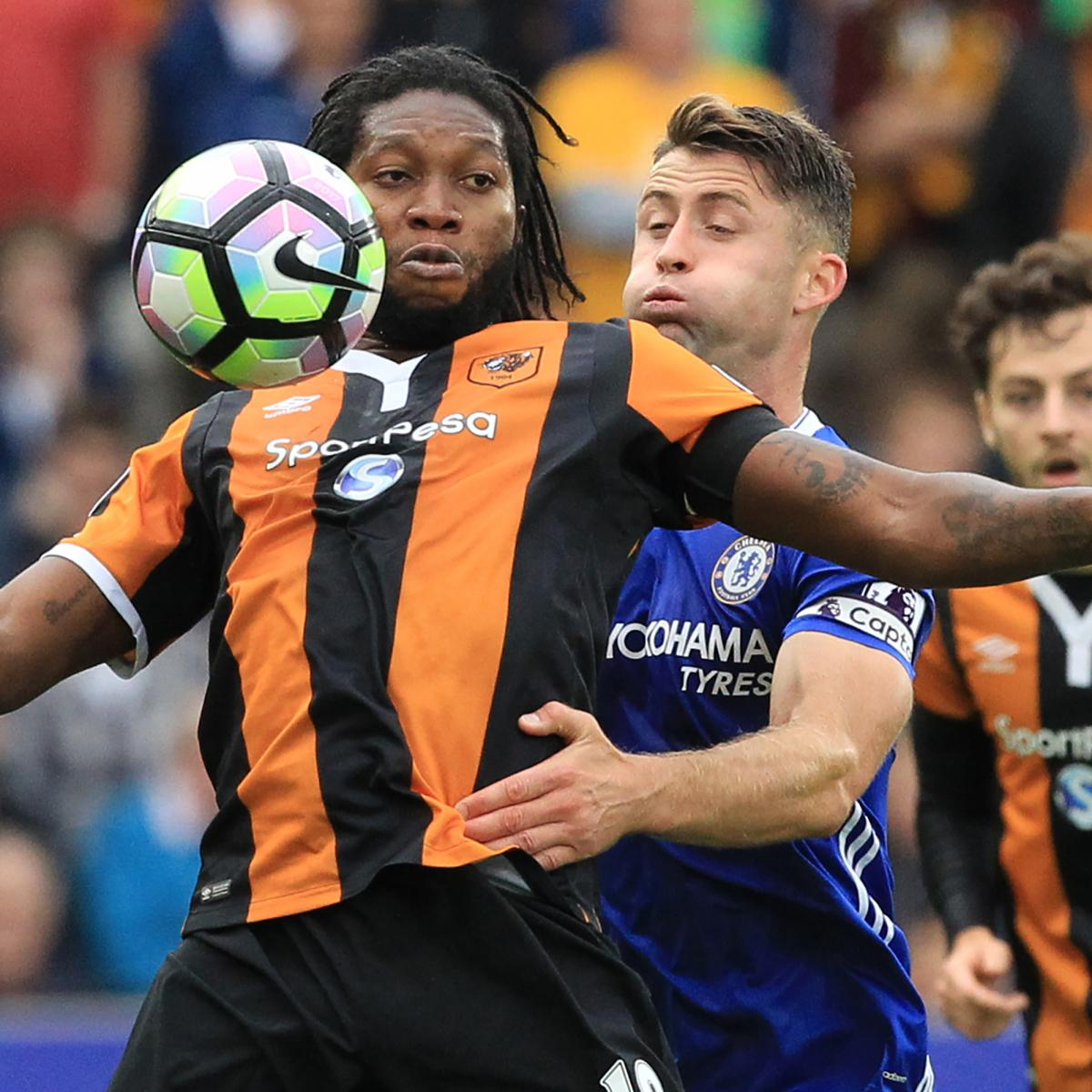 Chelsea Vs Tottenham Score Reaction From 2016 Premier: Hull City Vs. Chelsea: Score And Reaction From 2016