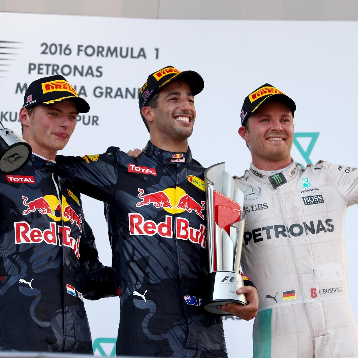 Malaysian Grand Prix 2016: Winners And Losers From Sepang