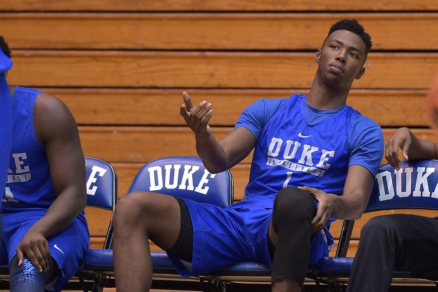 14c516295591 Harry Giles Injury  Updates on Duke Star s Recovery from Knee Surgery
