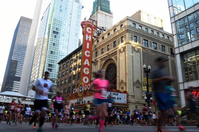 Chicago Marathon 2016: Route, Course Map, Times, Road