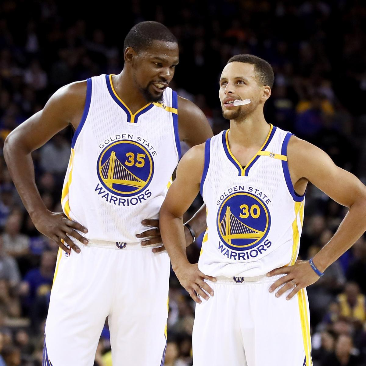 389cd5c10db Golden State Warriors Complete 2016-17 Season Preview
