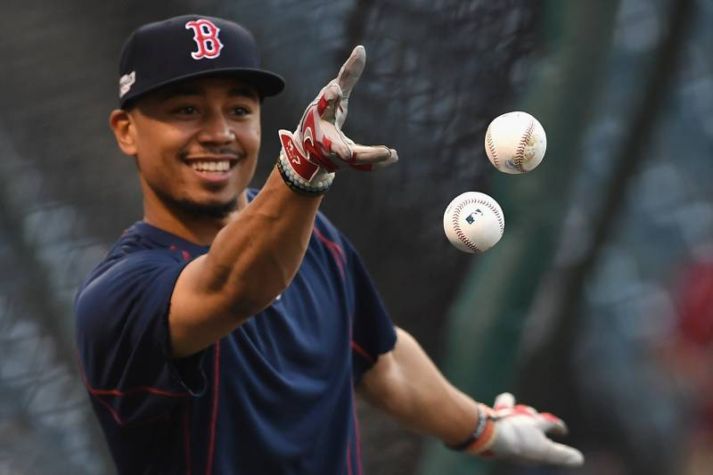 f7df5504b33 MLB Megastar Mookie Betts Is Rare Master of All Trades