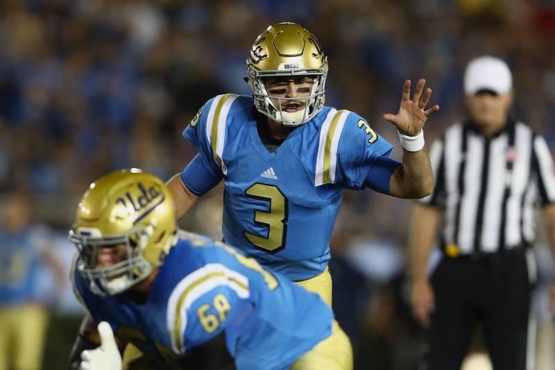 the best attitude b0d62 01652 Josh Rosen Injury: Updates on UCLA QB's Shoulder and Return ...