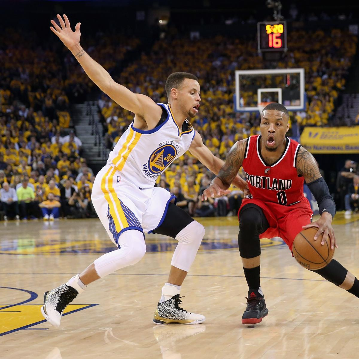 NBA Preseason 2016: Schedule And Predictions For Remaining