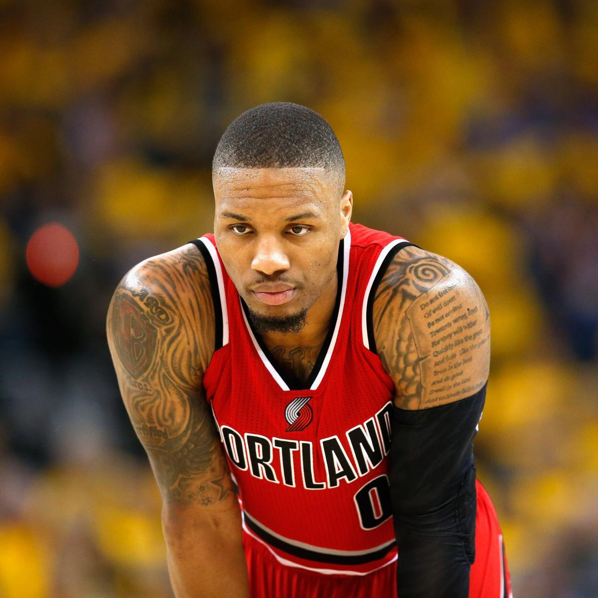 Damian Lillard: Damian Lillard Says He Couldn't Join Team Like Golden