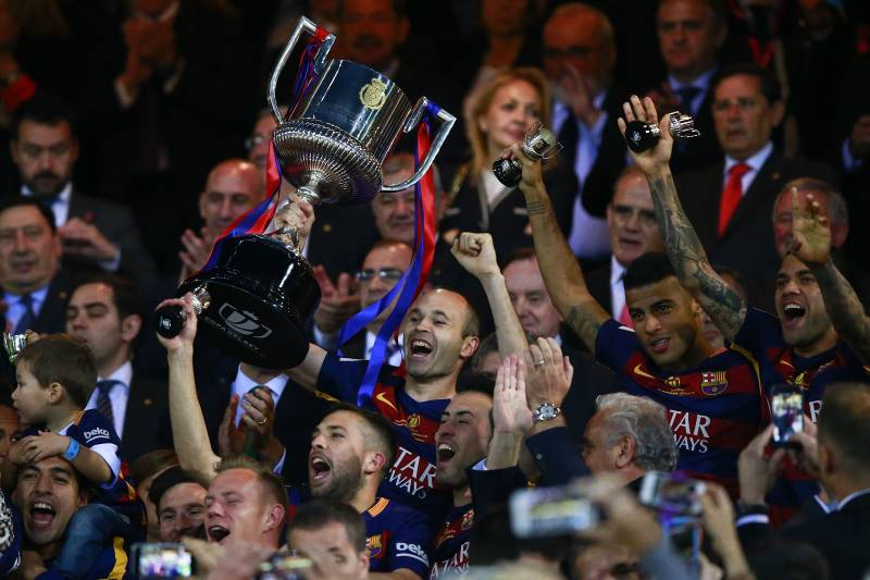 Copa del Rey 2016-17  Full Round-of-32 Fixtures and Dates Released ... 8159312156123