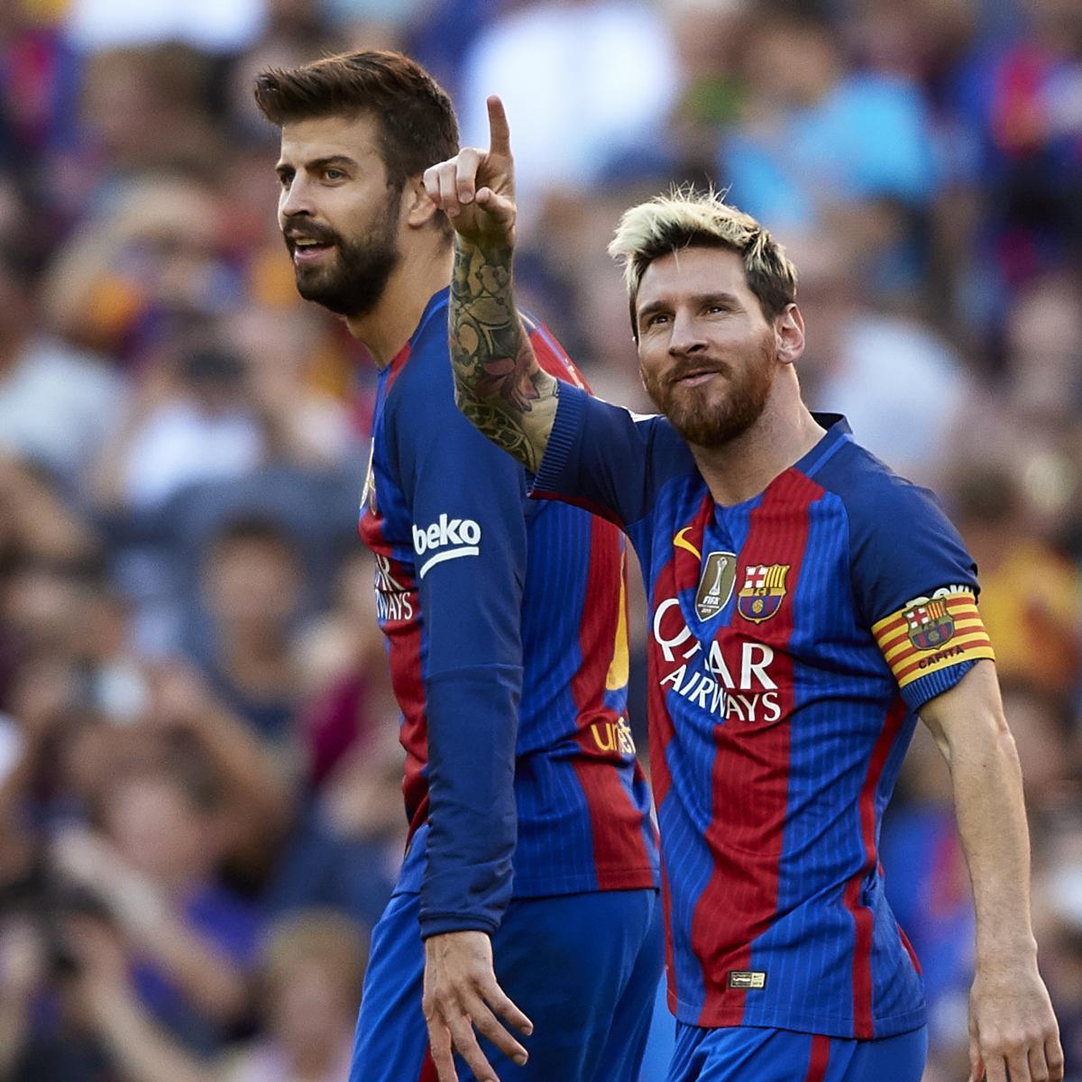 Barcelona Vs. Deportivo: Score And Reaction From 2016 La