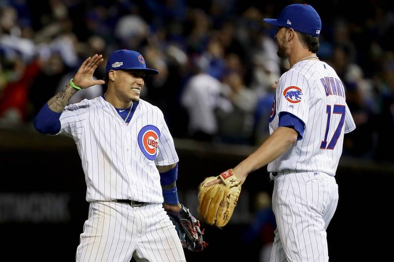 Image result for kris bryan and javy baez