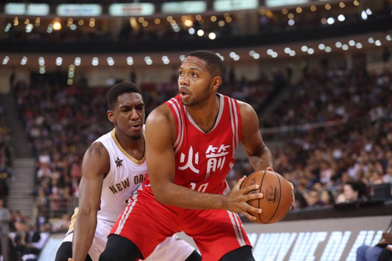Rockets Insider Can Eric Gordon Recapture His Star