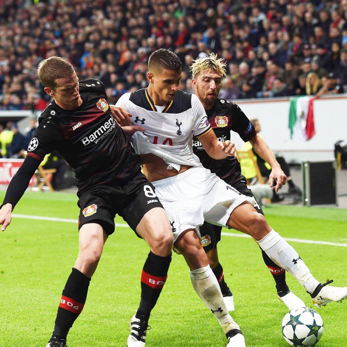 Leverkusen Tottenham