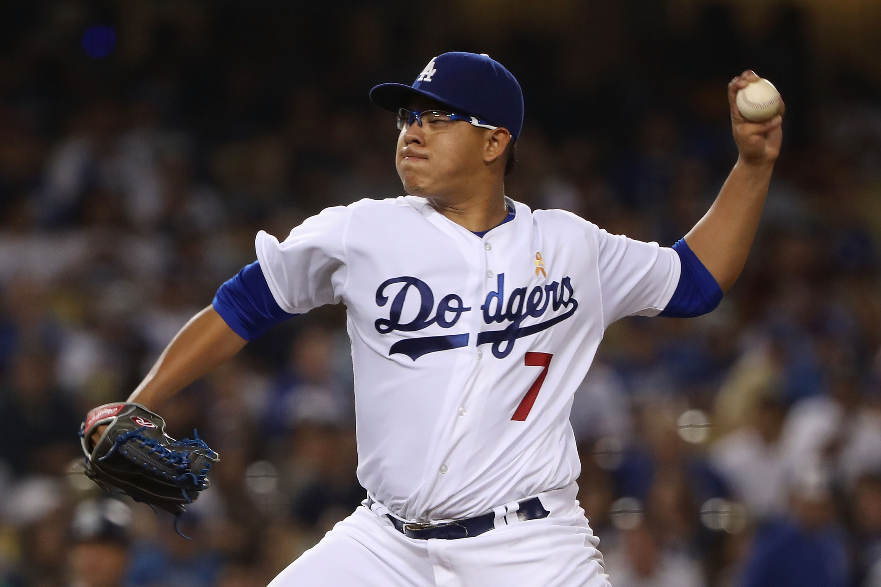 1db58847 Julio Urias, Youngest MLB Postseason Starter Ever, Ready for NLCS ...