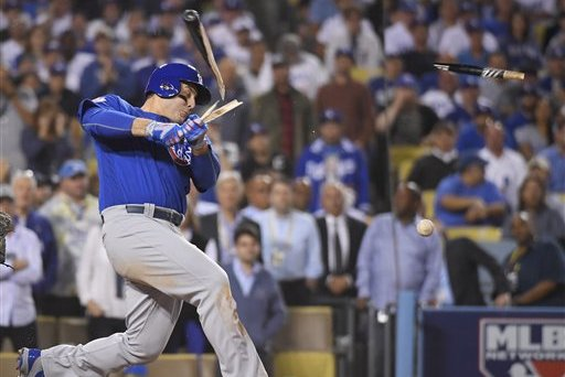 Chicago Cubs' Lifeless Slump Causing Deja Vu of 2015 NLCS