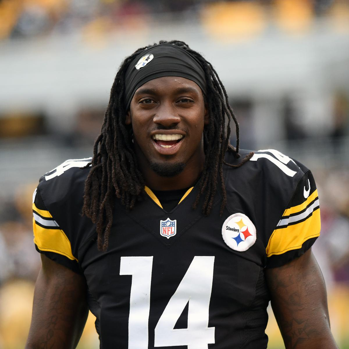How Sammie Coates Went From Rookie Bust To The Latest Steelers Wr Success Story Bleacher Report Latest News Videos And Highlights