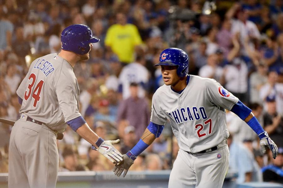 Cubs vs  Dodgers: Game 5 Score and Twitter Reaction from