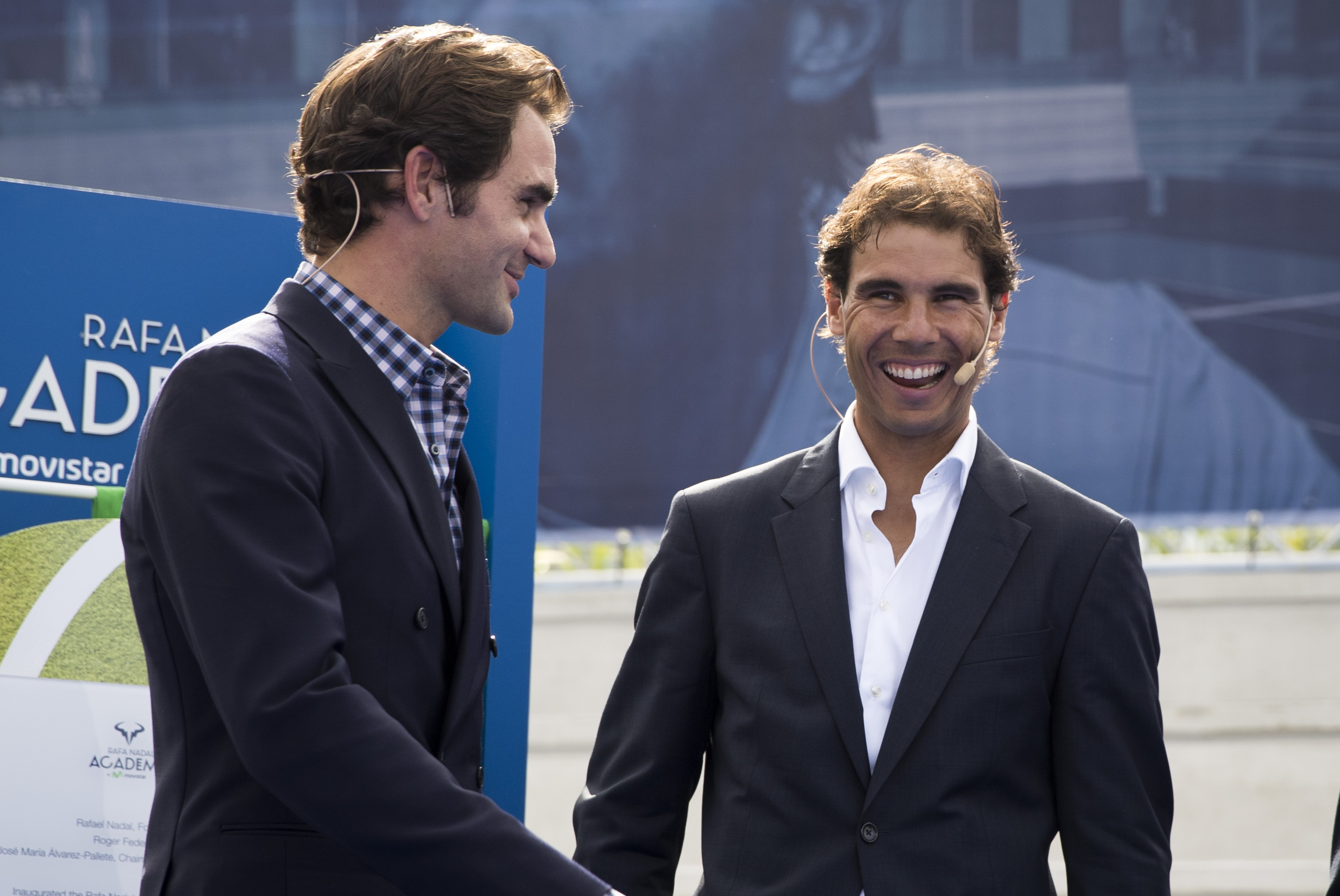 How Roger Federer And Rafael Nadal Built Tennis Friendliest Rivalry Bleacher Report Latest News Videos And Highlights
