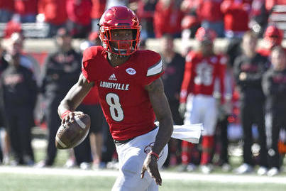 innovative design 2e5f1 859e6 Lamar Jackson vs. NC State: Stats, Highlights and Twitter ...
