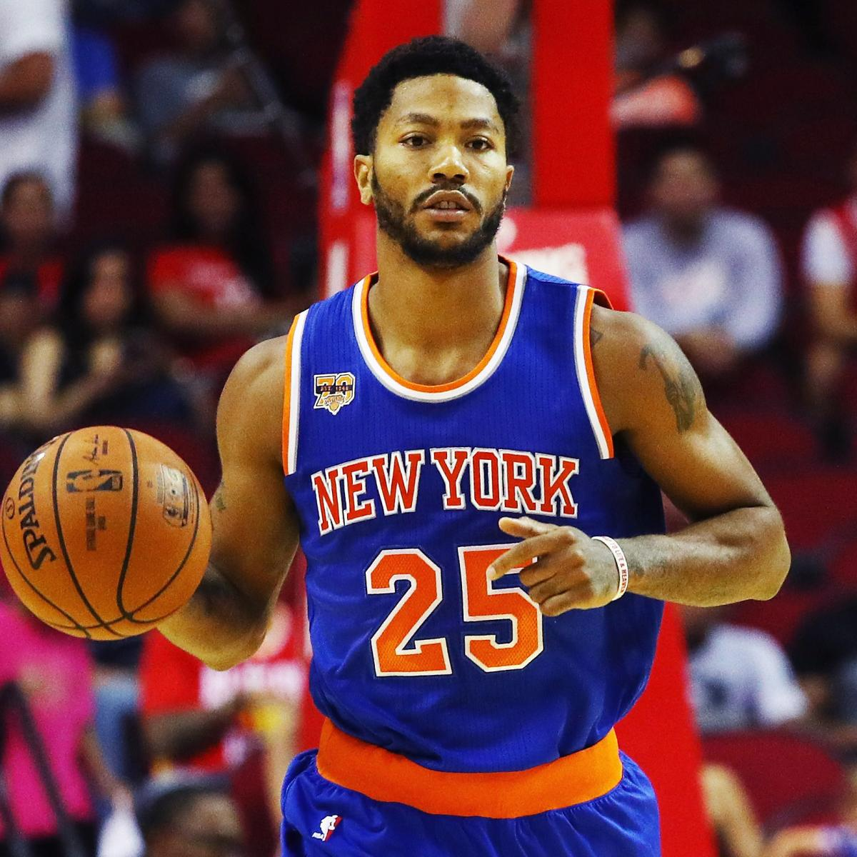 With Ugly Civil Trial Over, Derrick Rose Looks to Save a Career in ...